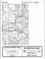 Map Image 010, Vinton County 1980